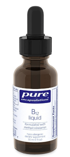 Pure Encapsulations – B12 Liquid