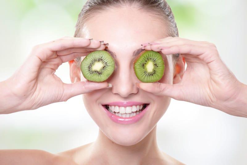 Kiwi benefits for health