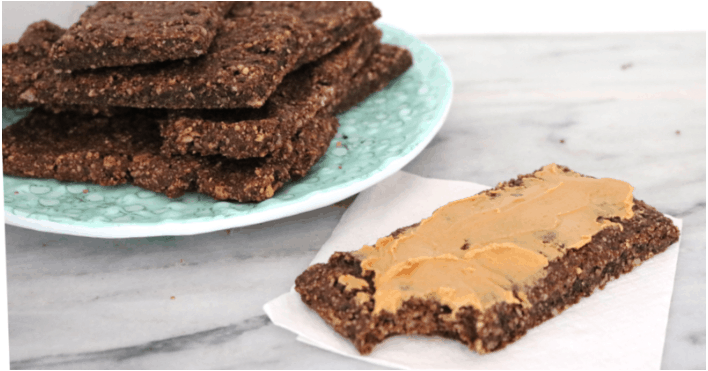 Chocolate Vegan Keto Protein Bars