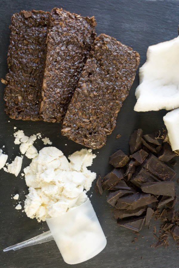 Homemade Keto Bars