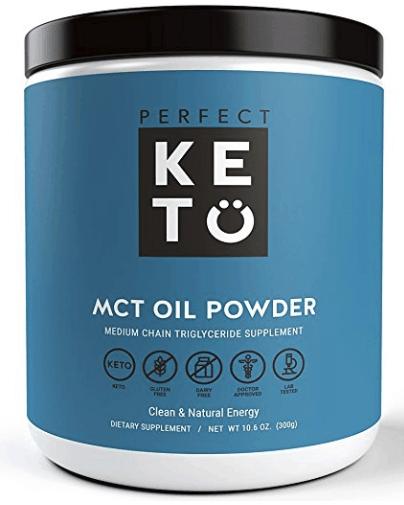 Perfect Keto MCT Oil Powder