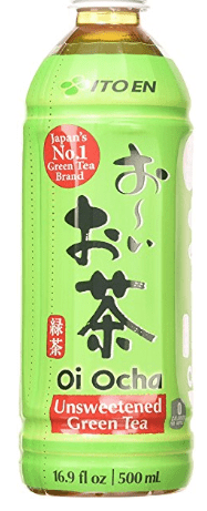 Ito En Oi Ocha Green Tea, Unsweetened