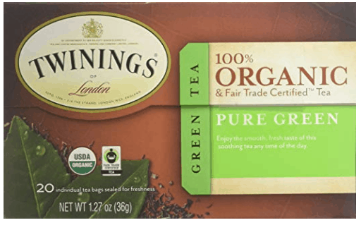 Twinings Organic Green Tea