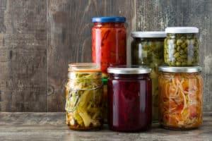 Pickled vs Fermented