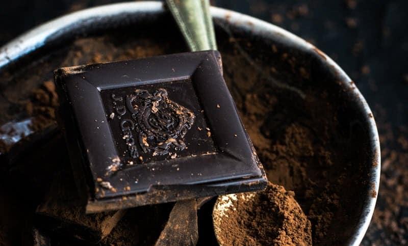 Dark Chocolate and Cocoa