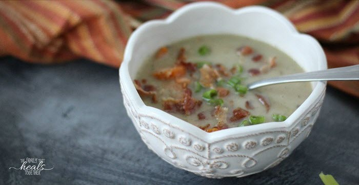 Easy Clam Chowder Recipe