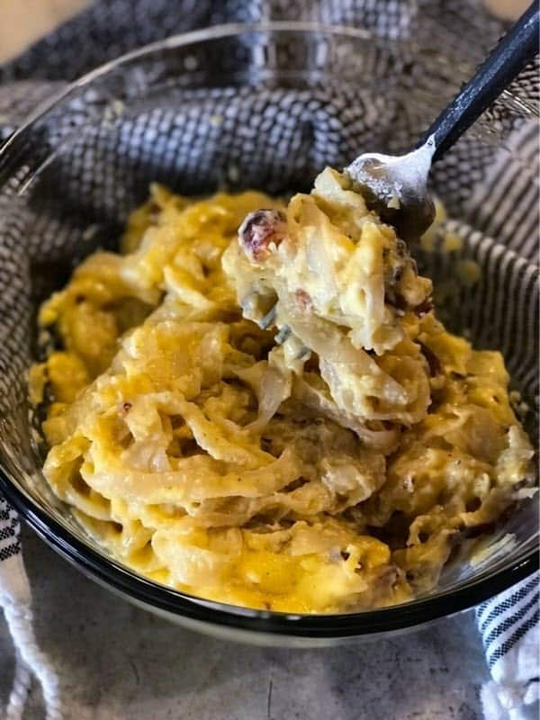 Keto Mac and Cheese