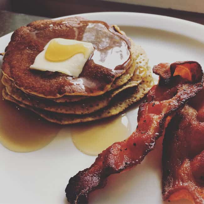 Low Carb Keto Pumpkin Pancakes