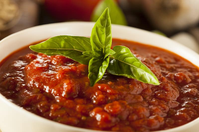 Delicious Low Carb Spaghetti Sauce Choices
