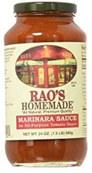 Raos Homemade Marinara Sauce