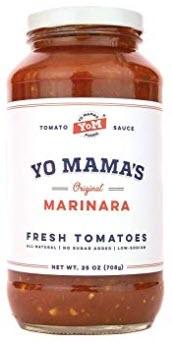 Yo Mamas Original Marinara