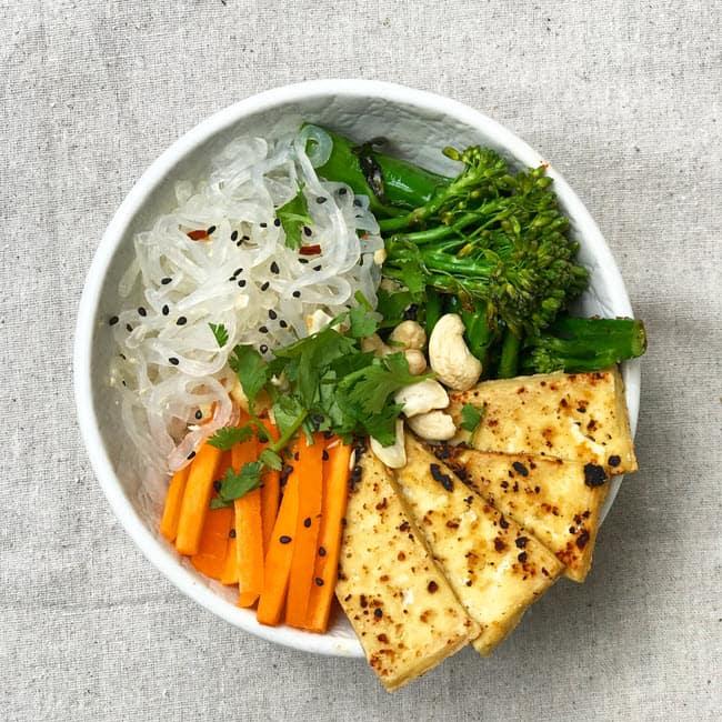 Zen Ramen Vegan Noodle Bowl