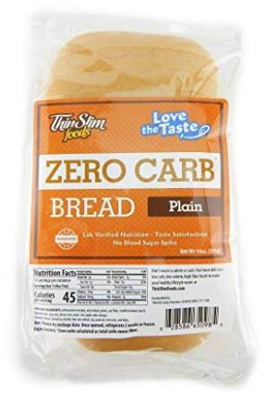ThinSlim Zero Carb Bread