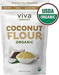Viva Naturals Coconut Flour