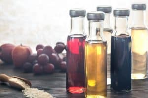 Different Types of Vinegar