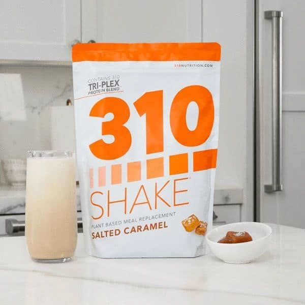 310 Shake salted caramel