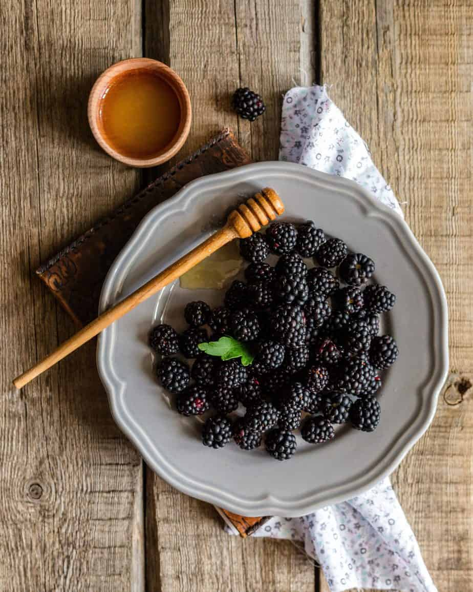 Blackberry Nutrition | Top Health Benefits